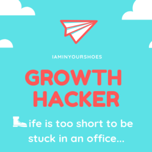Growth Hacker Job Description: Life is too short to be stuck in an office! [Written Interview]