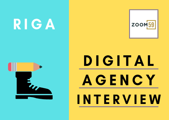 Digital Agency Interview