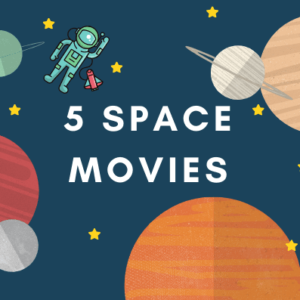 Five Space Movies That Will Make You Feel Like An Astronaut