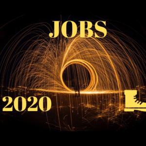 Invest Your Time And Energy To Get These Jobs In 2020